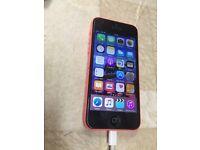 iPhone 5c pink Vodafone