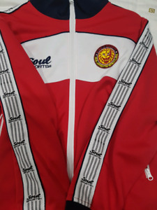 NJPW Young Lion  tracksuit wrestling Wwe roh  tna ecw  apparel