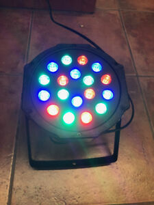 Professional RGB LED Lighting Fixture - excellent DJ uplight