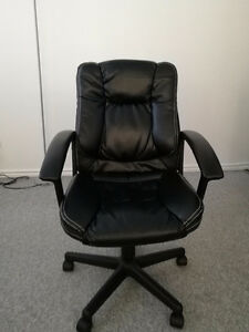 Moving sale - Staples manager's chair (Model # 40751)