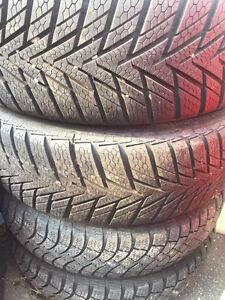 Smart Car - Winter Tires with Rims! 145/65/R15 175/55R15