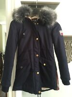 Women's/Junior x-small Sherpa lined jacket