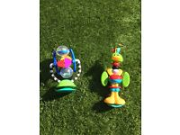 Highchair toys