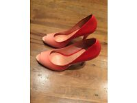 Garlanda heels SIZE 41 (I'm a 40 and needed to buy a 41 to fit) by Aldo