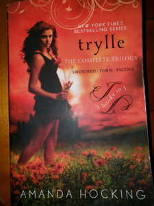 Amanda Hocking - Trylle - The Complete Trilogy