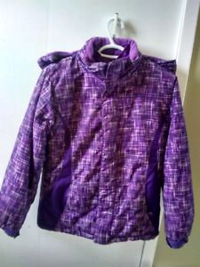 Winter Jacket. Size 10/12