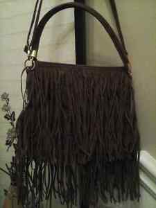 Fringed style purse West Island Greater Montréal image 2