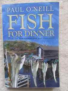 FISH FOR DINNER, Tales of Newfoundland and Labrador