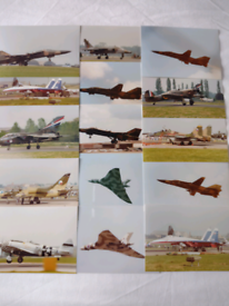 71 Colour 6 X 4 Aeroplane Photos in mint condition! Can be viewed!!