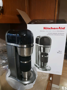Kitchen aid single cup coffee maker