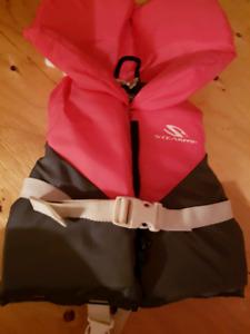 Stearns infant life jacket