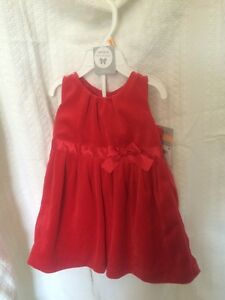 Girls new dress size  - 12 months - 2 Pieces with tags