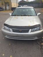2000 Silver Toyota Camry