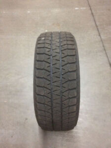 Bridgestone Blizzak WS80 Winter Tires (4)