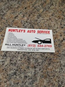 Services Auto Mechanic