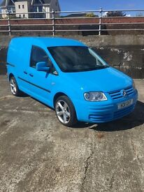 VW caddy 2010 - c20 plus SDi - 45,000 miles
