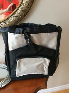New Acro-Bag  Backpack: Top Opening with Drawstring Closure