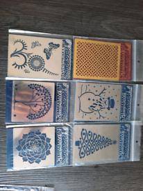 6 NEW Dreamweaver Stencils LG