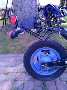 YAMAHA YSR50 WITH DT200 ENGINE PARTING IT OUT OR SELL IT AS IS Windsor Region Ontario image 6