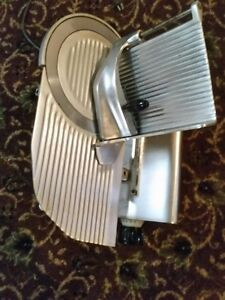 COMMERCIAL ITALY MEAT SLICER