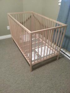 Crib- Ikea