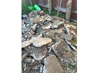 Free hardcore / rubble