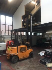 Still LPG Gas Counterbalance Forklift with Fork Extensions. UNDER OFFER. DEPOSIT TAKEN.