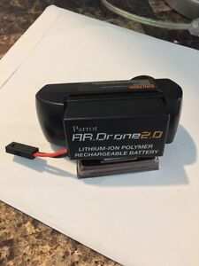 AR Drone 2.0 battery and charger