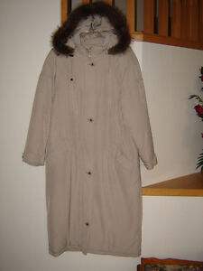 Winter and Spring Jackets / Coats - size M, L, 14