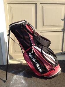 Tayler made golf bag