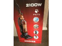 Hoover SP2101 Bagless Vacuum 2100watt.New boxed.