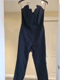 Black pants suit sz 12 from miss selfridge