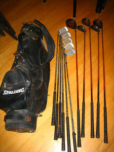 Beginner's golf clubs-REDUCED