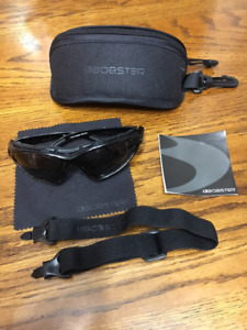 Motorcycle Bobster Road Master Photochromic Sunglasses New
