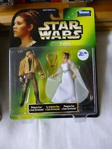 Star Wars the Power of The Force 1997 in Packages