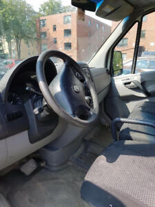 2007 Dodge Sprinter Minivan, Van