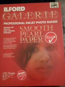 Photo Quality Paper, Various Sizes