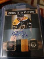 Tyler Seguin Heirs to the Throne 19/25!! His jersey number 1/1