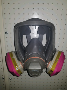 Masque 3m full face