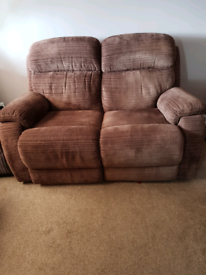 3+2 Seater Electric Recliner Settees & Pouffe