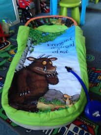 Gruffilo ready bed