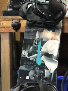 Burton Custom Twin Snowboard 158cm