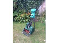 Atco suffolk punch cylinder petrol lawn mower. Self propelled