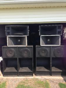 Sound System,  PA