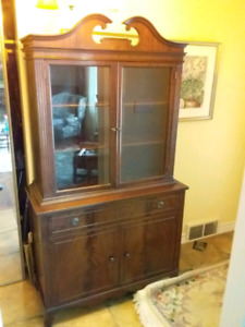 1940's China Cabinet