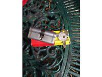 Lock Barrel 70mm with 2 Keys