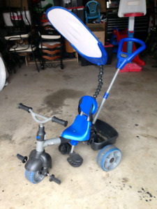 Little Tikes tricycle for toddlers