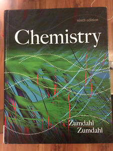 Chemistry with Study Guide and Solutions Guide, 9 edition