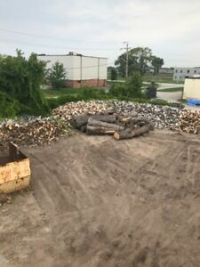 Seasoned fire wood for sale 70 a cord
