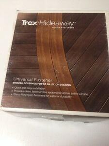 Trey hideaway hidden fasteners Cornwall Ontario image 1